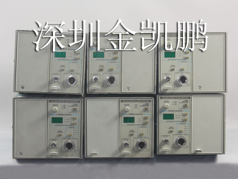 Hall Effect Current Probe Tektronix : 电流测试系统 am tektronix 泰克)